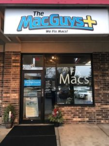 mac repair store