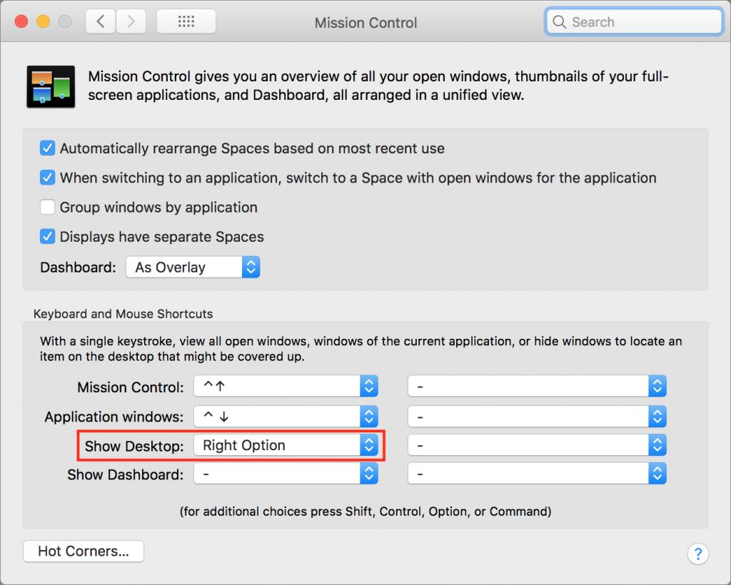 Hide All Windows on Your Mac | New Hope Mac Repair | The
