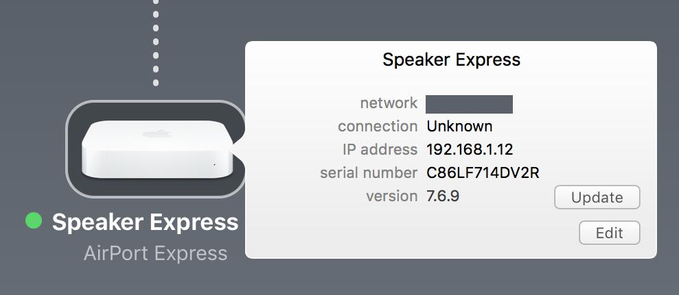Mac Network Audio