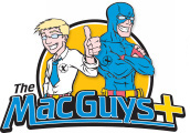 The MacGuys+ Logo
